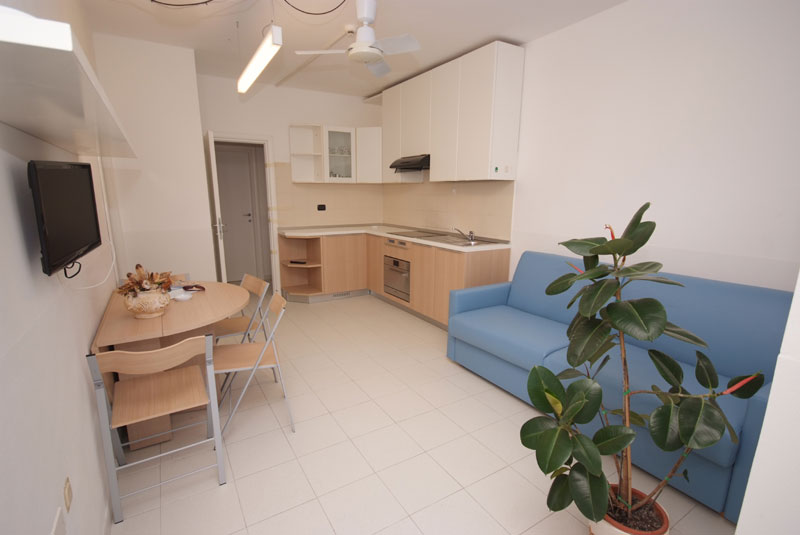 2 BED ROOMS - APARTMENT with garden